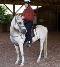 Mounted Instructor photo
