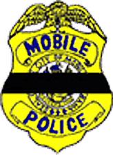 Memorial Police badge