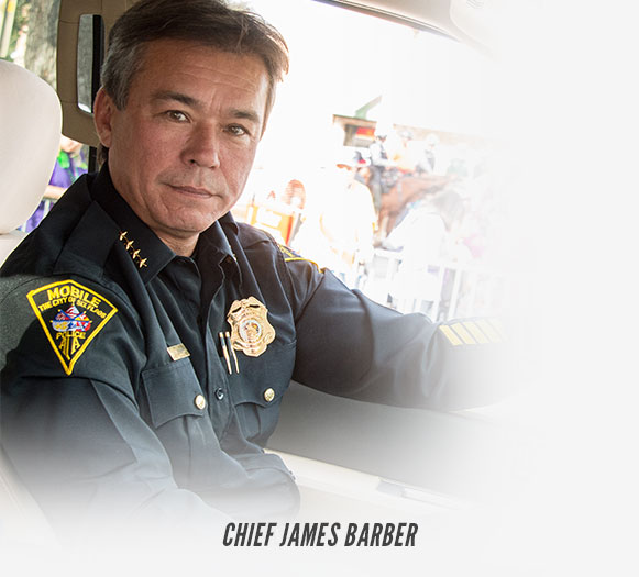 Picture of Chief James Barber
