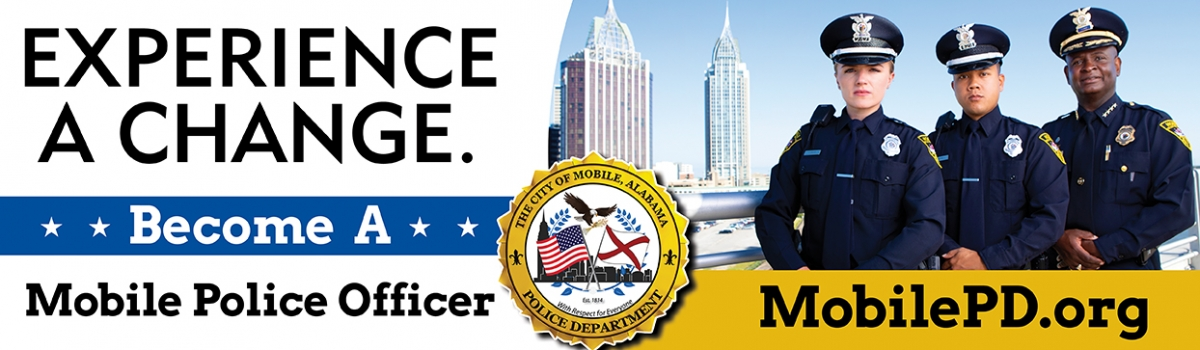 MPD Recruitment Billboard Fall 2018