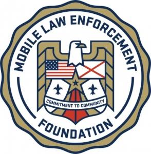 Mobile Law Enforcement Foundation Logo