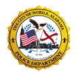 official seal for the City of Mobile Police Departmen