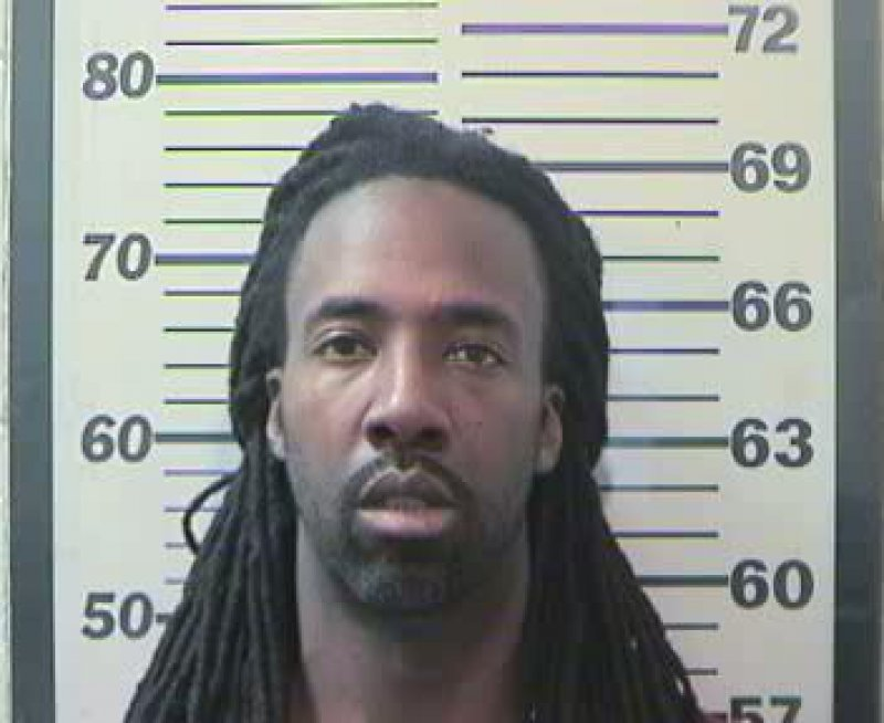 Dwight Williams<br/><b>ARRESTED</b>