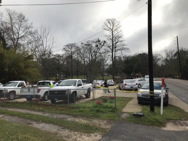 Mobile Police Locate Body in Esclava Creek