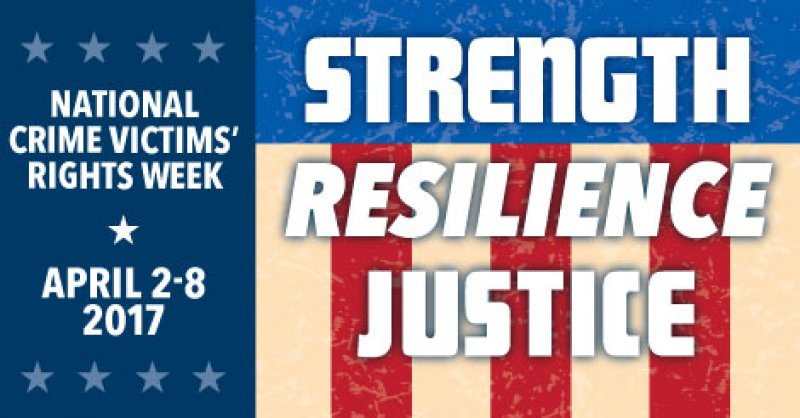 National Crime Victims\' Rights Week