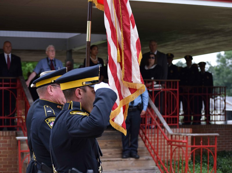 Annual Law Enforcement Memorial Service Thursday