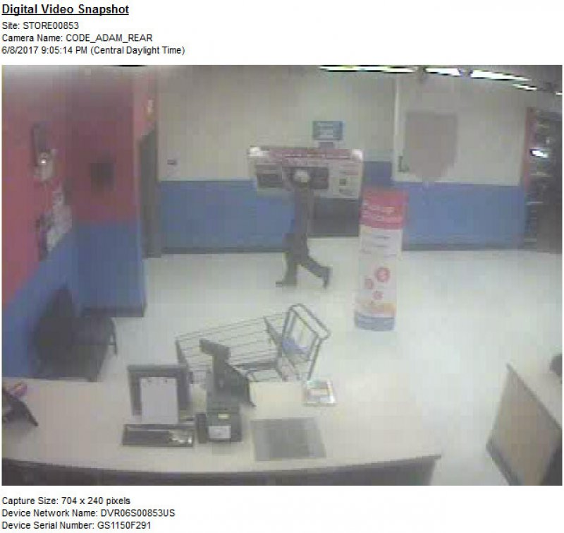 Help MPD Identify TV Bandit