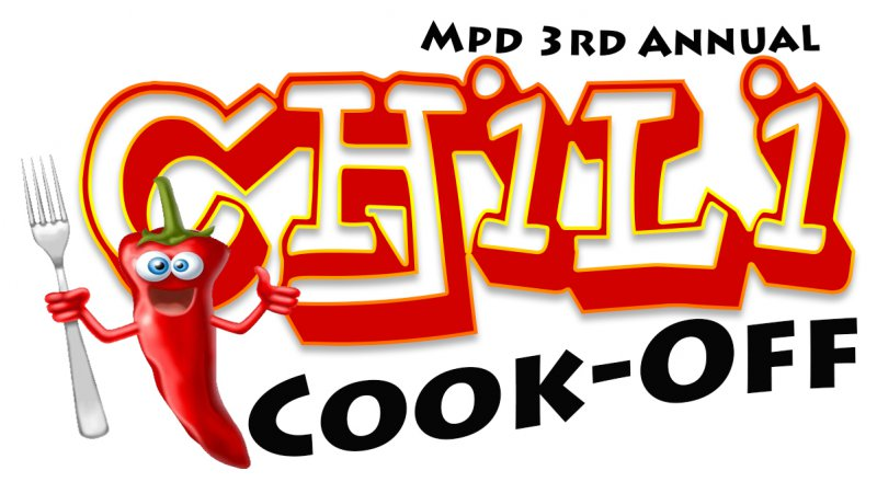 Mark Your Calendar for the MPD 3rd Annual Chili Cook-Off