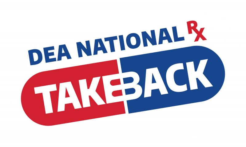 National Prescription Drug Take Back Day April 28th
