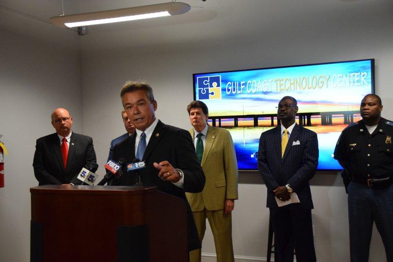 Regional Law Enforcement Center Opens to Combat Violent Crime