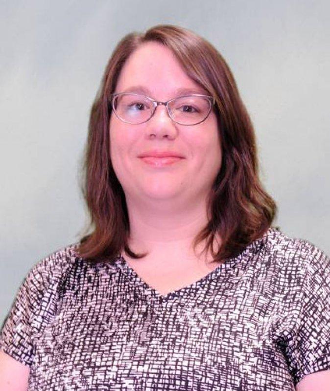 Public Safety Dispatcher Amanda Salas