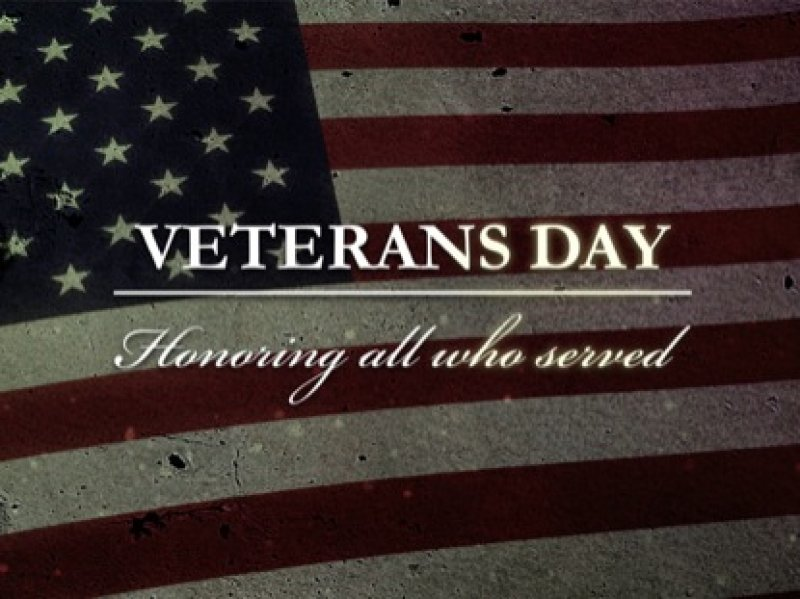 Veterans Day Luncheon to Honor First Responders