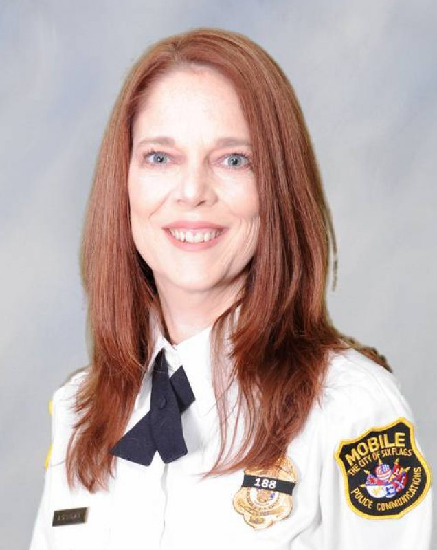 Angela Spurlock Named Civilian Employee of the Month