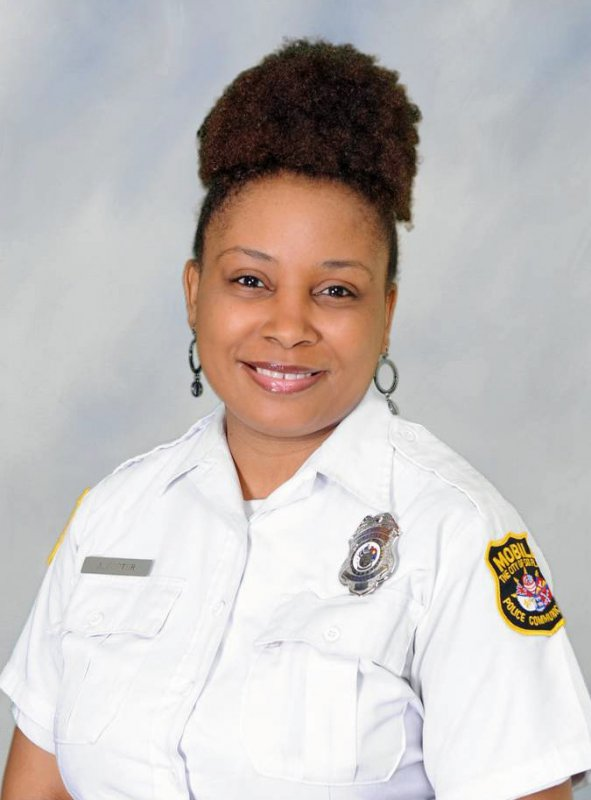 Public Safety Dispatcher Ashley Foster Named Civilian Employee of the Month
