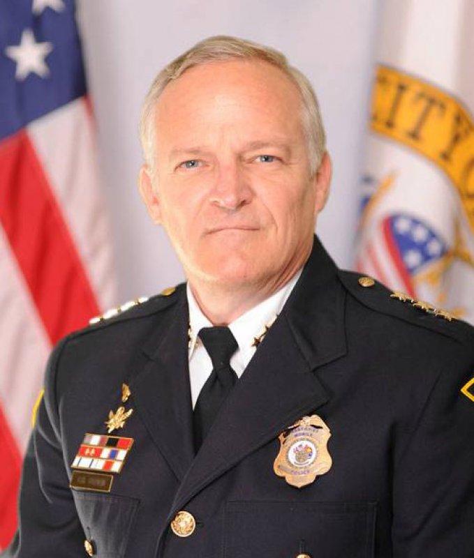 Chief of Staff Clay Godwin