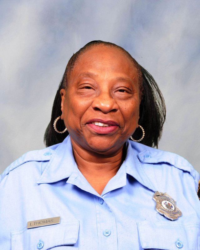 Lula Thomas Named Civilian Employee of the Month for June 2020