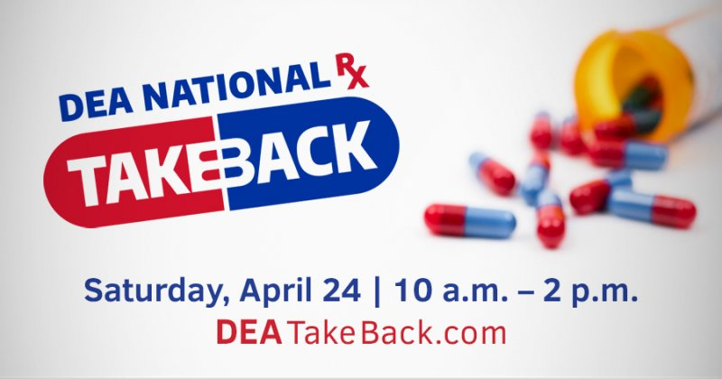 National RX Take Back Day