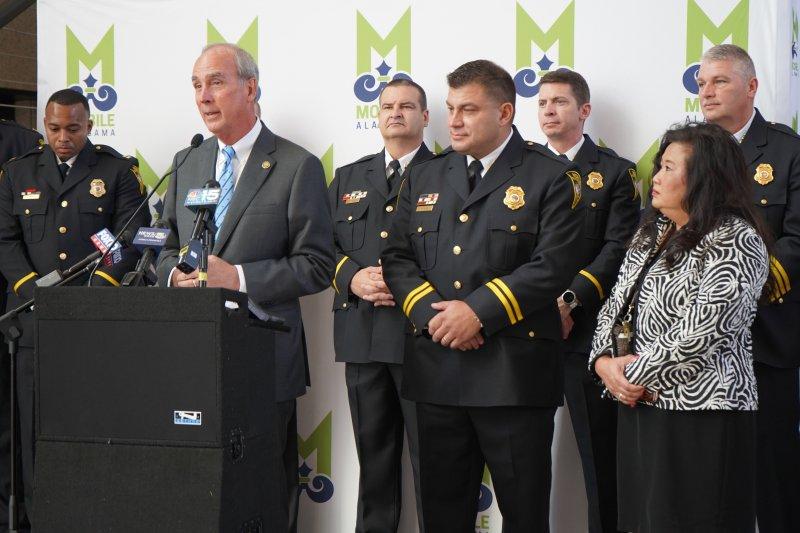Mayor Stimpson Appoints Paul Prine as Next Police Chief