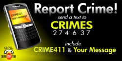 MPD : CrimeStoppers of Mobile Unveils Text-A-Tip Program
