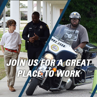 Join us for a great place to work