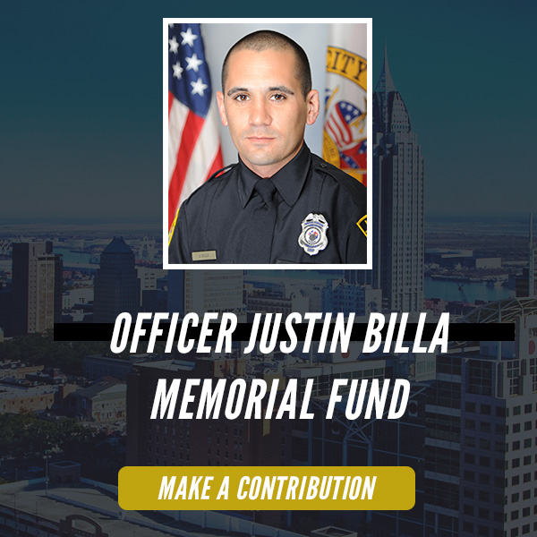 THE OFFICER JUSTIN BILLA MEMORIAL FUND
